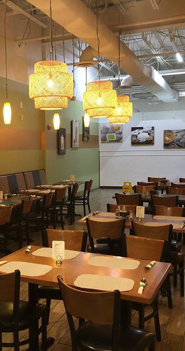 home page banner dosaandchaat restaurant inner view